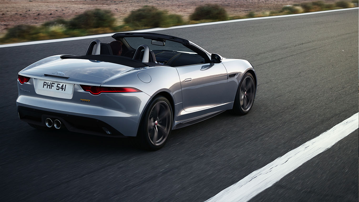 jaguar f type cabrio autofrey. Black Bedroom Furniture Sets. Home Design Ideas